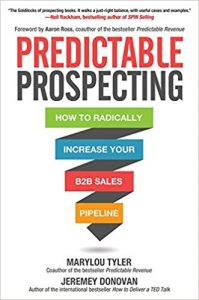 Book-Predictable Propecting