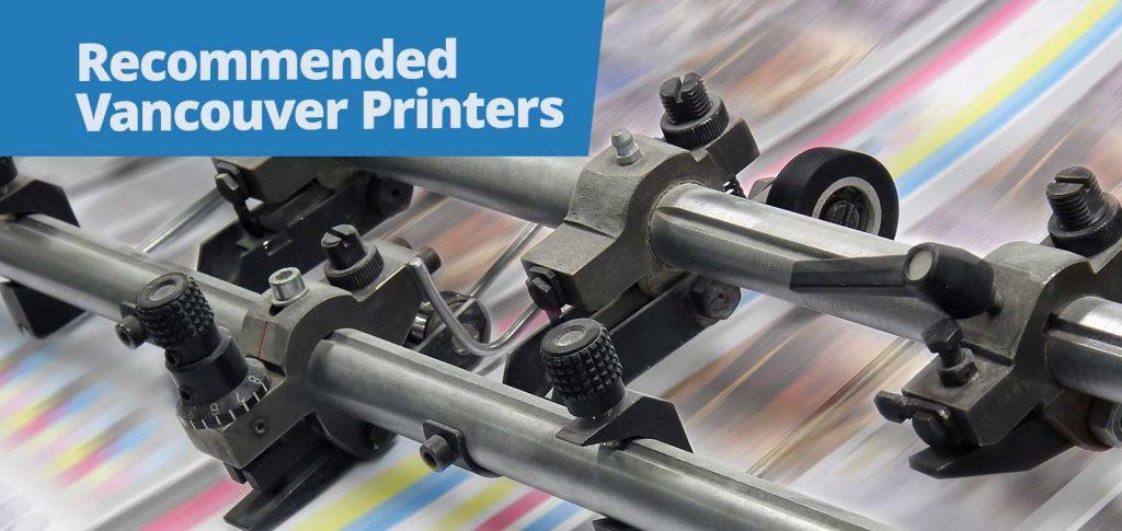 Vancouver printers